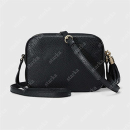 Discount backpack camera bags 2021 soho disco bag camera bag Crossbody Womens Shouler Bags Disco Soho Crossbody Bag Leather Clutch Backpack Wallet Fannypack xyb01 612-71