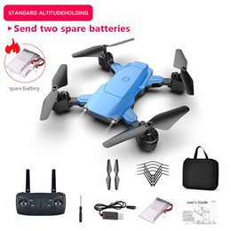2021 NEW Drone 4k Profession HD Wide Angle Camera 1080P WiFi Fpv Drone Dual Camera Height Keep Drones Camera Helicopter Toys on Sale