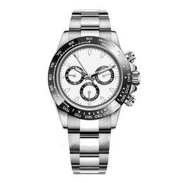 Mężczyźni Automatyczne Zegarki 41mm Ze Stali Nierdzewnej Luminous Wodoodporny Kalendarz Moda Sport Wysokiej Jakości Zegarek mechaniczny