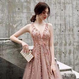 Wholesale 2021 spring dress elegant host high-end women's long fashion European style