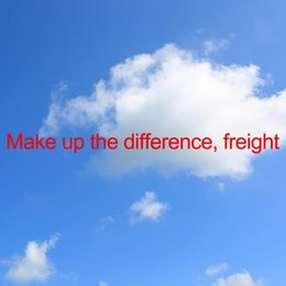 Wholesale Make up the difference, freight AGM