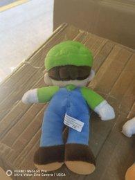 venda por atacado 25 cm 35 cm 40cm super pelúcia brinquedo de algodão de pelúcia como um presente para crianças