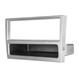 1Din Auto Stereo Radio DVD player Panel Audio Trim Frame for Opel Agila Tigra Astra Corsa Signum Vectra on Sale