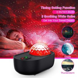 projector lights for kids Australia - Starry Sky Galaxy Projector Night Light Timing 4 in 1 Star Galaxy Projector Lamp with Remote for Bedroom Party Kids Gift Bluetooth Speaker