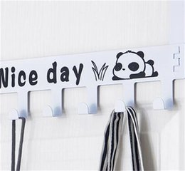 Over-The-Door Hook Rack Metal Hanger Storage Holder Hanging Coat Hat Towel Bag 5 HOOKS Storage &4J14 115 V2 on Sale