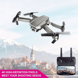4k profession HD Wide Angle Camera 1080P Drone Dual Camera Height Keep Drones Camera Helicopter Toys on Sale