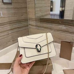 Shop Purchase Discount 61% Enamel chain Bags wrapped leather exclusive Serpenti love series releases signal Wholesale