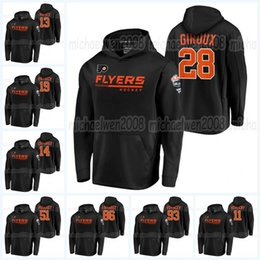 sudaderas vs al por mayor-Flyers vs Bruins Matchup Personalizado al aire libre en Lake Tahoe Hoodie Joel Farabee Jakub Voracek Sean Couturier Kevin Hayes Claude Giroux