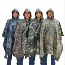NUEVO Outwear Hombres Abrigos lluviosos con sombrero Primavera Autumn Mens Ropa de bolsillo para hombre impermeables suéter suéteres hombres con capucha chaqueta larga en venta