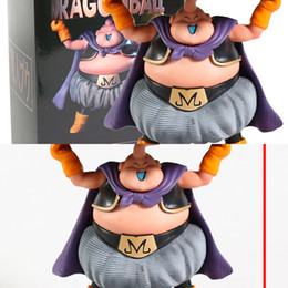 buu model 2021 - Majin Buu Ashtray Action Figure Decorations Japan Anime Character Pvc Figurines Collectible Model Toys C0220