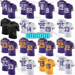Wholesale Vikings Jerseys - Buy Cheap in Bulk from China Suppliers ...
