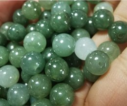 Free delivery of 10mm jade round beads A98 on Sale