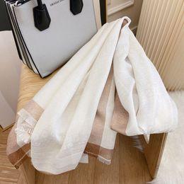 21ss fashion designer shawl scarf high quality women winter wool scarf warm 180cm*65cm on Sale