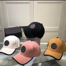 Moda para hombre mujeres sombreros gorra de béisbol gorra gorra de verano para hombres mujer mujer alta calidad casquette sombrero multi estilos opcionales en venta