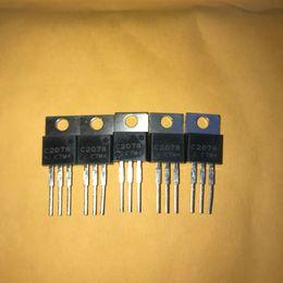 Ücretsiz Kargo 2SC2078C 2SC2078 C2078 TO-220 Yeni ve Orijinal 10 adet / grup