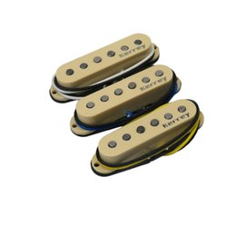 Kerrey Alnico V Vintage '59 Single coil Guitar Pickups SSS   Set Strat Pickups For Strat Guitar