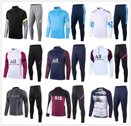costumes pour hommes achat en gros de-news_sitemap_home20 Survêtement de football psg ajax Real Madrid survetement foot homme survêtement psg om Marseille soccer tracksuit football training