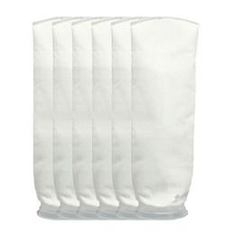 Опт 6шт фильтр Sock Bag Fish Aquarium Marine Sump FaiMe Pre 100um / 150um / 200um Filter Bag New Y200917