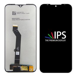 Wholesale e7 screen resale online - Moto E7 LCD Inches Tested For Motorola Moto E7 XT2052 LCD Display Touch Screen Digitizer Assembly Replacement spare parts
