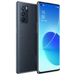 Originele OPPO RENO 6 PRO 5G MOBIELE TELEFOON 12 GB RAM 256 GB ROM MTK DIMENSITEIT 1200 64.0MP Android 6.55 Inch Amoled Full Screen FingerPrint ID Face NFC 4500mAh Smart Cellphone