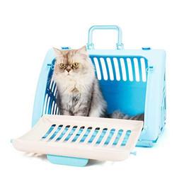 Bolsa portátil para carro carrier carro carro saco de estimação grande espaço respirável gato transporte mochila cachorro transportador para gatinho em Promoção