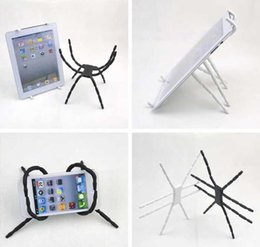 Wholesale universal spider phone holder for sale - Group buy Hot Selling Universal Spider phone holder for all cellphones Car Phone camera Hanger hook Grip Holder Mount for GPS