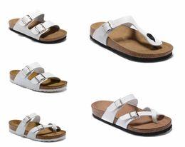 Mayari Arizona GizeH 2021 Hombres de verano Mujeres Pisos Sandalias Slippers Unisex Zapatos Zapatos Colors Classic Colores Fashion Pisos 34-46 en venta