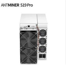 Nyaste frigöring Bitcoin Mining Machine S19 3250W 95T 110T 110th / s S19 Pro Bitmain Ant Miner