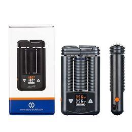 Might Vaporizer Dry Herb Vaporizer Handheld Personal Might vape Mod With Temperature adjustable vaporizer Box Mod E cigarette Kits