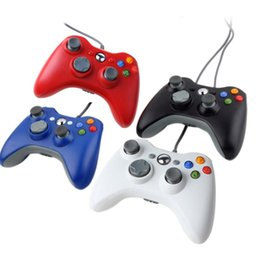 Wholesale Game Controllers & Joysticks H55F Wired Joypad For -XBOX 360 Console Gamepad Joystick Remote Controller