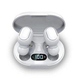 新着到着TWSイヤホン名RENAME Pro PopアップウィンドウBluetoothヘッドフォン自動PAREINGワイヤレス充電ケースイヤホン