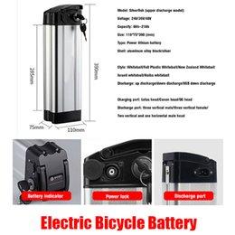 Toptan satış Elektrikli Bisiklet Pil Paketleri 24 V 36 V 48 V 52 V 10AH 12AH 15AH 20AH DUTY Ücretsiz Yüksek Güçlü Lityum Araç Şarj Edilebilir Piller