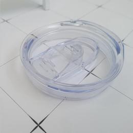 Pastel de plástico a prueba de fugas de reemplazo para la sublimación de 20 oz STAMBLERS DE ACERO DE ACERO INOXIDABLE DE CUADRADO O CABEZA DE 20 OZES POR DHL en venta