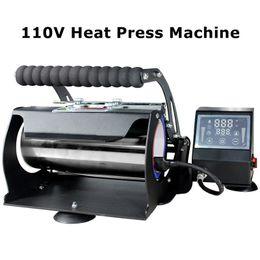 Sublimation machming Wärmepresse maschinerdrucker Geeignet für 20z 30Oz 12Oz Gerade Tumbler 110V Thermotransfermaschinen Seaway GWF8210 im Angebot