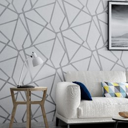 Buy Grey Wallpaper Designs Online Shopping At Dhgate Com