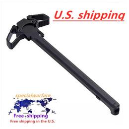 Wholesale Tactical AR15 Parts Accessories M16 Billet Charging Handles factory Outlet