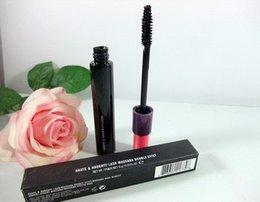 Makeup Lash Black Mascara Double Ended Effect Cruling Natural Thick Tubing Thrive for Length Coloris Eyes Cosmetics