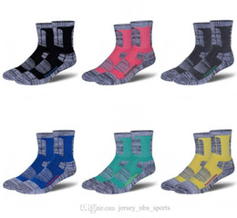Wholesale mechanic towels resale online - 21 Color Ski Cotton Hiking Socks Outdoor Women S Sports Socks Spring High Quality Tube Towel Heavy Sports Socks H107S