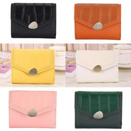 Wholesale serpentine love Card Holder Money Clips fashion multi-function hold in the hand ladies wallet Buckle colour Student bag 6 5xc T2