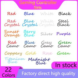 Wholesale In stock PS4 Wireless Controller high quality Gamepad 22 colors for Joystick Game With Logo With Retail Box Fast ship on Sale
