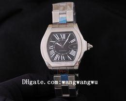 2020 high quality classic roadster de men watches santos joker 2824 movement wristwatches tank mens watch D4010 on Sale