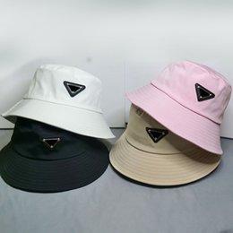 Wholesale Fashion Bucket Hat Cap for Men Woman Baseball Caps Beanie Casquettes fisherman buckets hats patchwork High Quality summer Sun Visor