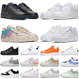 2021 shadow mens shoes utility triple black white pale ivory aurora outdoor men women trainers sports sneakers size 36-45 on Sale