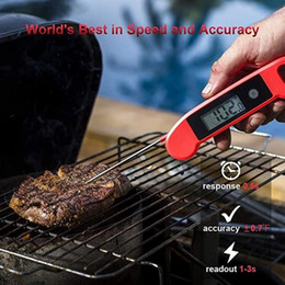Wholesale Professional Thermocouple Instant Read Digital Thermometer for Grilling BBQ Kitchen Food Cooking Thermometer for Oil Deep Fry Candy FY2373