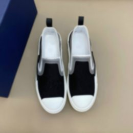 Wholesale Brand Chaussures lujos Men's casual shoes thick-soled small white shoes embroidery printing tide shoe Brand Designer casual shoes RD094