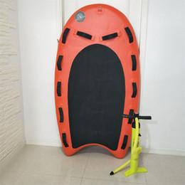 venda por atacado 168x95x10 cm Personalizado Commercial Quality Cor Jetski Board Inflável Jet Ski Sled Surf Rescue Voando Sled Para Venda
