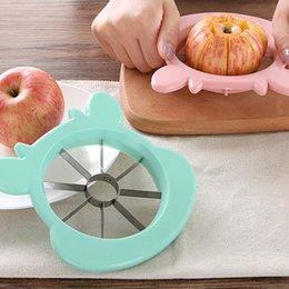 Кухня Assist Apple Slicer Rutter Pear Fruit Delier Инструмент Комфорт Ручка Фруктовые Режущие инструменты Avocado Slicer Кухонные аксессуары на Распродаже