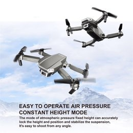 Wholesale YDJ-D81 Mini Drone 4k profession HD Wide Angle Camera 1080P Drone Dual Camera Height Keep Drones Camera Helicopter Toys