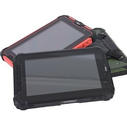 Wholesale rugged tablet with barcode scanner 8inch android 9 2.0Ghz 10000mAH battery Waterproof nfc reader 500nits