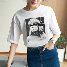 Wholesale twin peaks resale online - T Female Casual Shirt Short Twin Peaks Sleeve T Shirt Women Japanese David Lynch O Neck Womens Shirts Whith Print